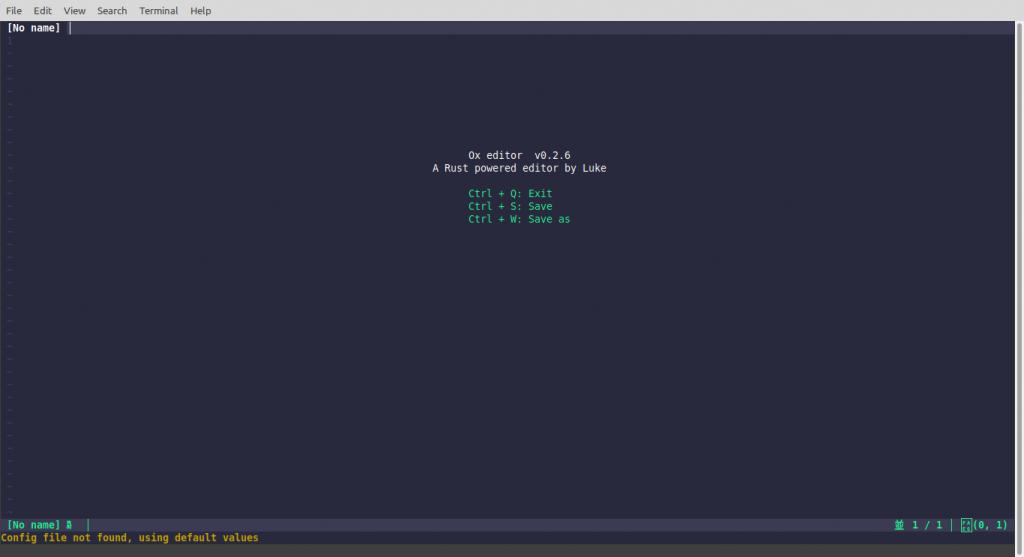 1.- Ox on Ubuntu / Debian