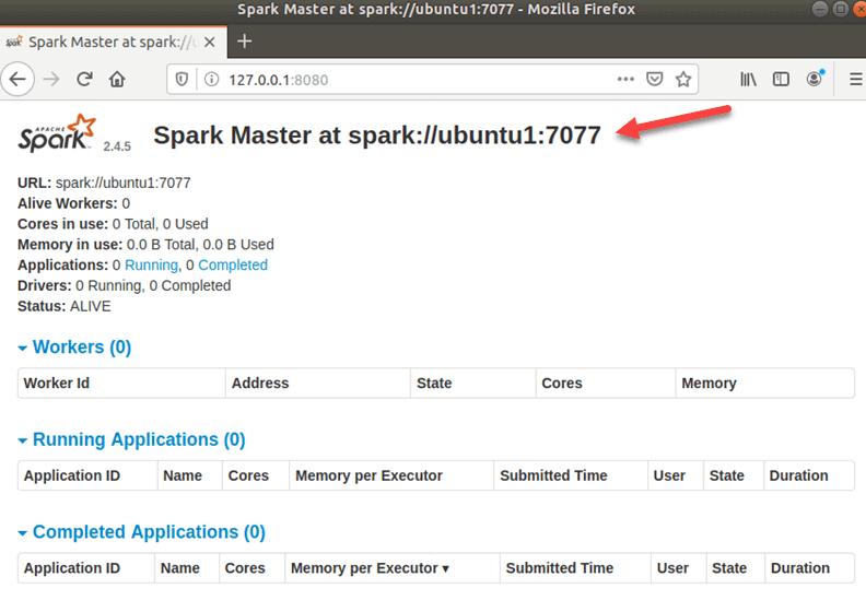 How To Install Apache Spark on Ubuntu 20.04