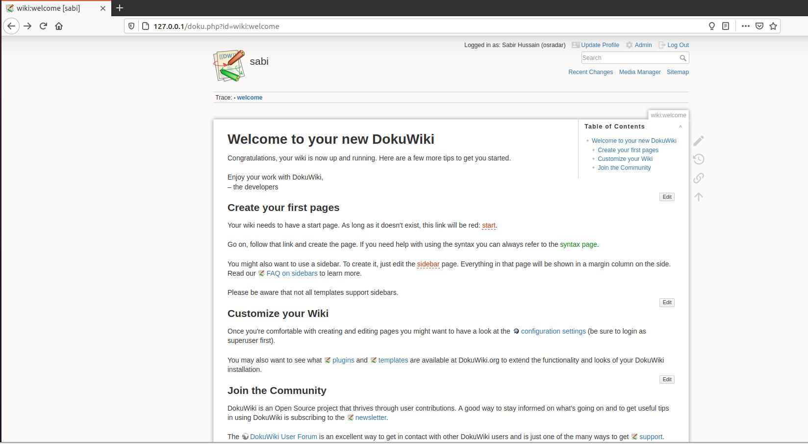 How To Install DokuWiki On Ubuntu 20.04
