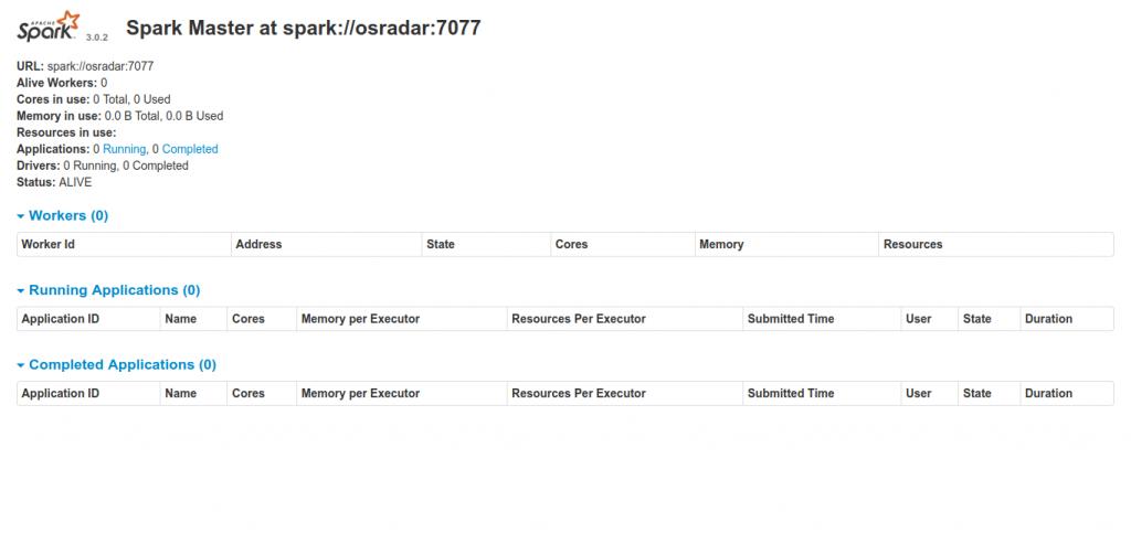 1.- Apache Spark on Debian 10
