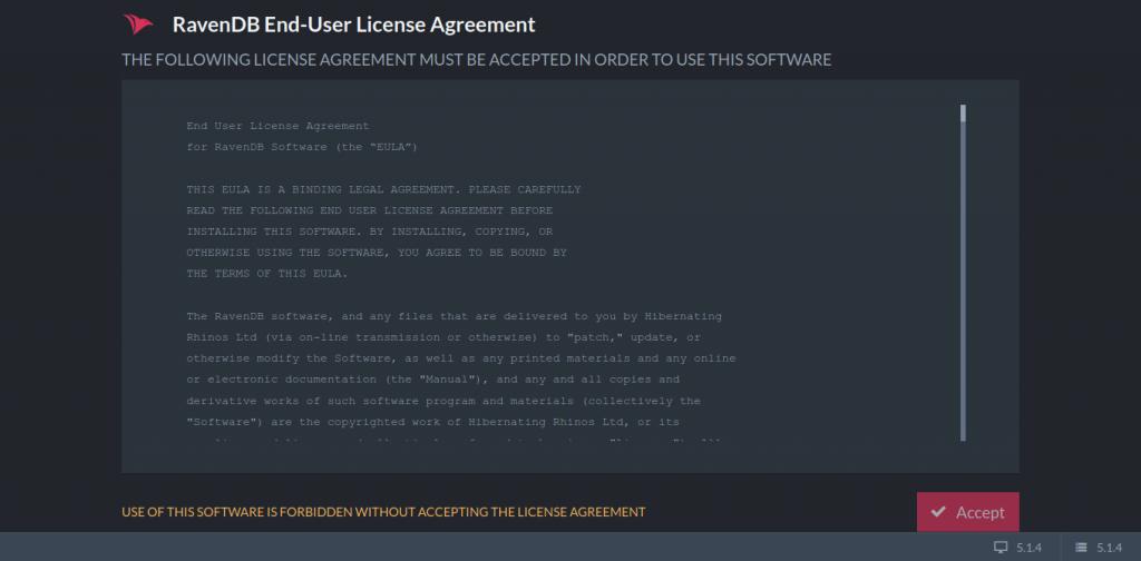 4.- License Agreement