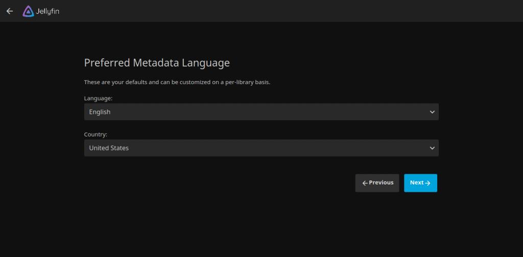 6.- Metada language
