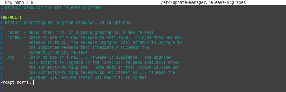 1.- Upgrade to Ubuntu 21.04