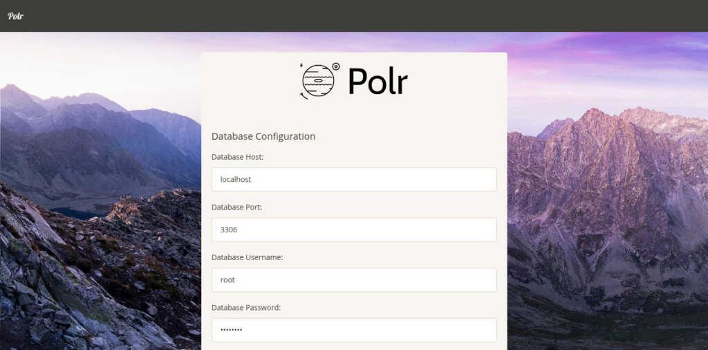 2.- Installing Polr on ubuntu 20.04