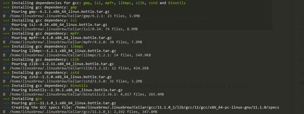 1.- Install GCC on Ubuntu 20.04 / Debian 10