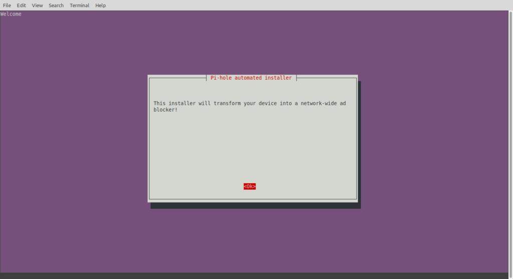 1.- Installing PiHole on Ubuntu 20.04