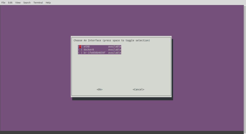 2.- Interface option
