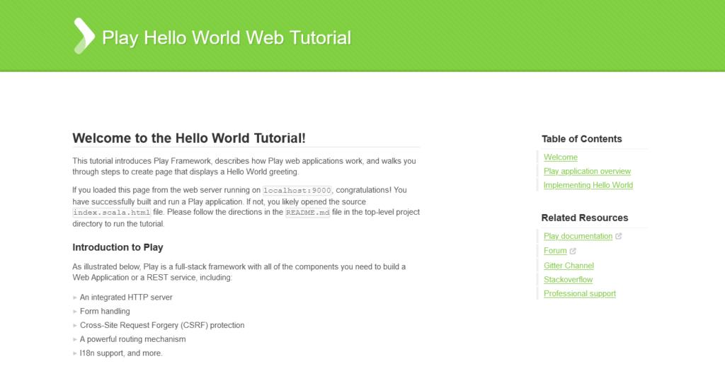 2.- Play Framework on Debian 10