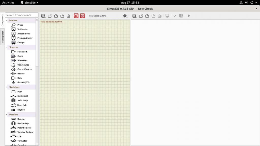 4.- SimulIDE on Debian 111