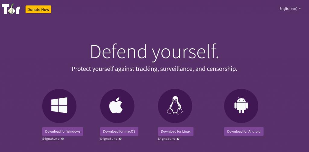 1.- Download Tor Browser on Debian 11