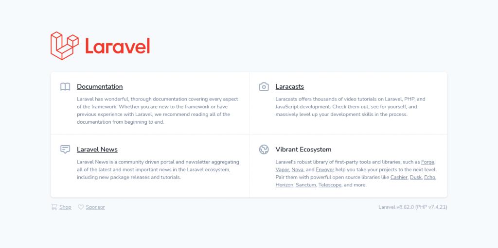 3.- Laravel on Debian 11
