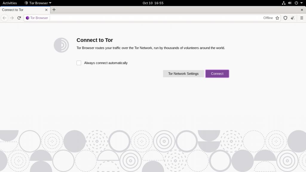 3.- Tor Browser